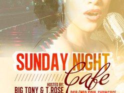 """""""Sunday Night Cafe"""" R&B/Neosoul showcase"""