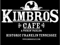 Kimbros Cafe (a pickin' parlor)