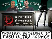 Tabu Ultra Lounge