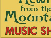 Hewn from the mountain Music Cafe'