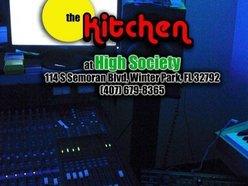 the kitchen at high society