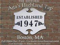 Aga's Highland Tap
