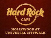 Hard Rock Cafe Hollywood, CA at Universal Citywalk