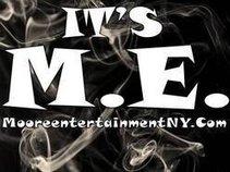 MOORE ENTERTAINMENT NY