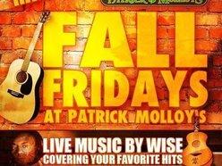 Patrick Molloy's