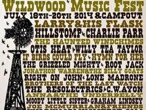 Willamina's Wildwood MusicFest @ Roshambo Art Farm