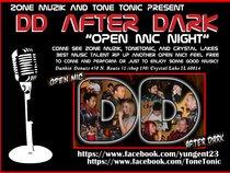 DD After Dark-Open Mic Night