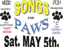 SONG FOR PAWS