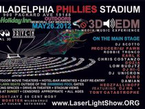 May 26 FESTIVAL + Drive-in Movie + Live Musicians + Lasers