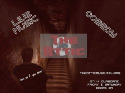 The Attic at The Blind Mule