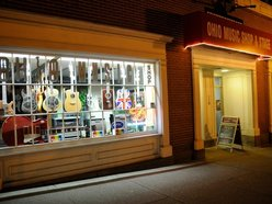Ohio Guitar Shop and Stage