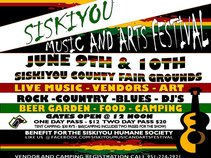 SISKIYOU MUSIC AND ARTS FESTIVAL