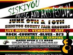 SISKIYOU MUSIC AND ARTS FESTIVAL