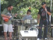 Music Lovers Jam at the Lake County Musician's Swap Meet