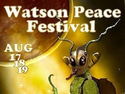 Watson Peace Fest Aug 17 18 19th No Cover Bands