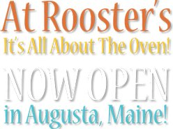 Roosters Coal Fired Pizza & Tap House