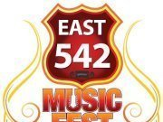 East 542 Music Festival - September 14th and 15th