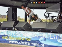 Chestermere Water Festival Music Showcase