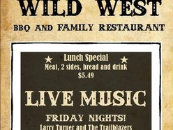 Wild West BBQ Family Restaurant and Music Hall