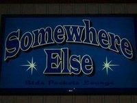 Somewhere Else Music Venue