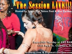 The Session Live!!!