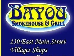 The Bayou Smokehouse and grill
