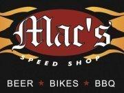 Mac's Speed Shop - Greenville,SC