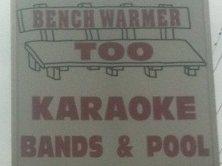 benchwarmer