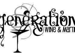 Generations Wine and Martini Bar
