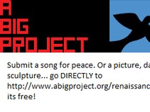 aBigProject 100 songs for peace
