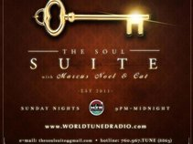 The Soul Suite with Marcus Noel Radio Show