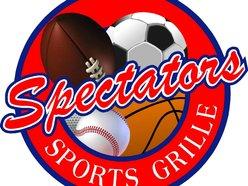 spectators sports grille