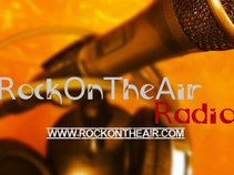 Rockontheair Online Radio