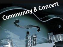 Community & Concert