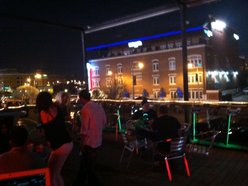 Crown Royal Rooftop Bar @ Frequency Nightclub