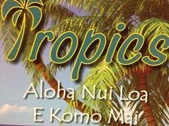 The Sandbar at Tropics