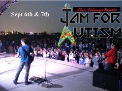 Jam for Autism Music Festival