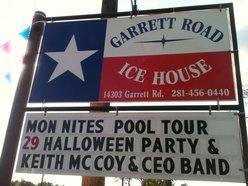 Garrett Road Icehouse