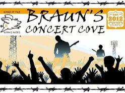 Braun's Concert Cove