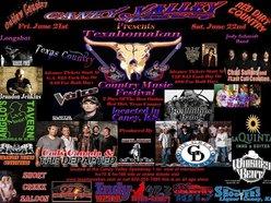 Texahomakan Country Music Festival