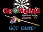 Georgia's Sports Bar and Grill