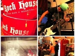 The Rock House Cafe