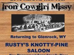 Rustys Knotty Pine Saloon