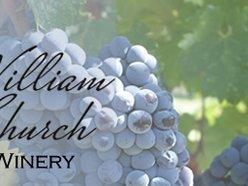 William Church Winery Tasting Room