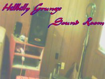 Hillbilly Grunge Sound Room