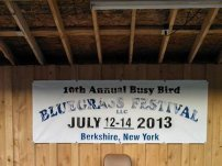 Busy Bird Bluegrass Festival