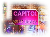 Niki Gibson for Capitol Beer House