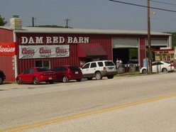Front Porch Grill's Dam Red Barn