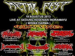 Search Of Brotherhood Metal Fest
