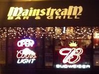 Mainstream Bar and Grill;
